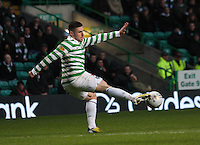 Gary Hooper in the Celtic v St Mirren Clydesdale Bank Scottish Premier League match played at Celtic Park, Glasgow on 15.12.12.
