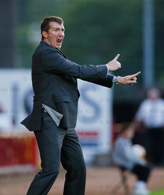 Jim Gannon, Motherwell