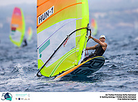 The Trofeo Princesa Sofia Iberostar celebrates this year its 50th anniversary in the elite of Olympic sailing in a record edition, to be held in Majorcan waters from 29th March to 6th April, organised by Club N&agrave;utic S&rsquo;Arenal, Club Mar&iacute;timo San Antonio de la Playa, Real Club N&aacute;utico de Palma and the Balearic and Spanish federations. <br /> <br /> &copy;Pedro Martinez/SAILING ENERGY/50th Trofeo Princesa Sofia Iberostar <br /> 03 April, 2019.