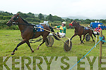 The annual harness racing event in Camp on Sunday.