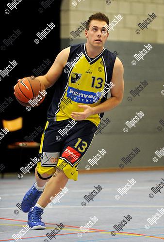 2011-09-07 / Basketbal / seizoen 2011-2012 / BBC Geel / Alexander Beerten..Foto: mpics