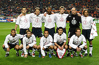 US Men's National Team vs Holland's National Team at ArenA in Amsterdam where Ajax plays.