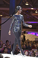 8th December 2012: Britain's Next Top Model contestants at Clothes Show Live 2012 at the NEC, Birmingham, UK