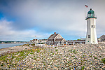Scituate Light in Scituate, South Shore, MA, USA