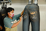 MAKING of Jeans