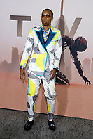 """LOS ANGELES - MAR 5:  Lena Waithe at the """"Westworld"""" Season 3 Premiere at the TCL Chinese Theater IMAX on March 5, 2020 in Los Angeles, CA"""