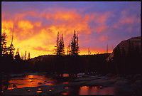 """Tuolumne Sunset""<br />