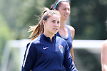 CARY, NC - JUNE 09: Samantha Witteman. The North Carolina Courage held a training session on June 9, 2017, at WakeMed Soccer Park Field 5 in Cary, NC.