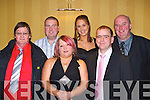Dan McSweeney, Joe McCarthy, Maureen McCormick, Cathy Healy, Kevin Flannery, Gary McCormick spinning around at the Killarney Vintage Rally social in the Killarney Avenue Hotel on Saturday night   Copyright Kerry's Eye 2008
