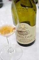 vin de paille straw wine domaine de la pinte arbois france