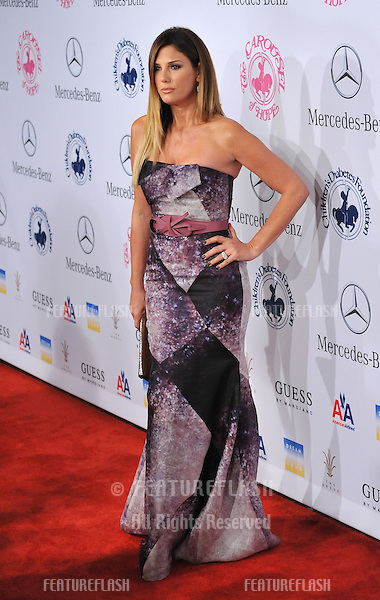 Daisy Fuentes at the 26th Carousel of Hope Gala at the Beverly Hilton Hotel..October 20, 2012  Beverly Hills, CA.Picture: Paul Smith / Featureflash
