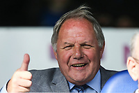Peterborough United owner Barry Fry during the Sky Bet League 1 match between Peterborough and Oxford United at the ABAX Stadium, London Road, Peterborough, England on 30 September 2017. Photo by David Horn.