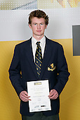 Squash Boys Winner - Cameron Jamieson. ASB College Sport Young Sportsperson of the Year Awards 2006, held at Eden Park on Thursday 16th of November 2006.<br />
