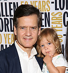 State Senator Brad Hoylman with daughter during the GLOW: 50 Years of Callen-Lorde at Union Park on May 31, 2019  in New York City.