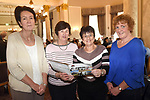 Pictured at an OCKT Chartered Accountants Budget Highlights Briefing in The Malton Hotel, Killarney on Wednesday were from left, Patricia Mangan, Catherine Treacy, Eithne Coffey and Cynthia Daly.<br /> Photo: Don MacMonagle<br /> <br /> repro free photo
