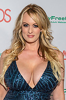 ***FILE PHOTO*** Stormy Daniels' Lawyer says Stormy can back her claim off relationship to Donald Trump and payoff <br /> <br /> LAS VEGAS, NV - JANUARY 27: Stormy Daniels at the AVN Awards at the Hard Rock Hotel &amp; Casino in Las Vegas, Nevada on January 27, 2018. <br /> CAP/MPI/DAM<br /> &copy;DAM/MPI/Capital Pictures