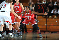 SHU WBB at UHart 12/4/2016