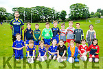 Under 8 Enjoying the Ballymac Cul Camp on Monday