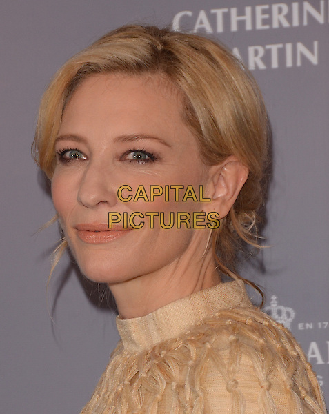 28 February 2014 - Los Angeles, California - Cate Blanchett. Arrivals for the Rodeo Drive Walk of Style honoring Catherine Martin at Greystone Mansion in Los Angeles, Ca.<br /> CAP/ADM/BT<br /> &copy;Birdie Thompson/AdMedia/Capital Pictures