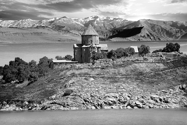 10th century Armenian Orthodox Cathedral of the Holy Cross on Akdamar Island, Lake Van Turkey 87