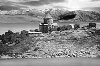 10th century Armenian Orthodox Cathedral of the Holy Cross on Akdamar Island, Lake Van Turkey 87