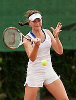 13-8-09, Den Bosch,Nationale Tennis Kampioenschappen, Kwartfinale,  Marrit Boonstra
