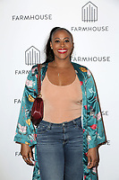 LOS ANGELES - FEB 15:  Michelle Hines at the Grand Opening of FARMHOUSE at the FARMHOUSE, Beverly Center on February 15, 2018 in Los Angeles, CA