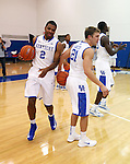 Basketball Media Day 2013