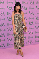 Claudia Winkleman arriving for the Victoria and Albert Museum Summer Party 2018, London, UK. <br /> 20 June  2018<br /> Picture: Steve Vas/Featureflash/SilverHub 0208 004 5359 sales@silverhubmedia.com