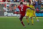CJ Brown Chicago Fire sends downfield