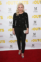 "13 April 2017 - Los Angeles, California - Grace Valerie. Premiere Of Swen Group's ""The Outcasts"" held at the Landmark Regent."