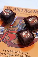 """Europe/France/Pays de la Loire/49/Maine-et-Loire/Angers: """"Le Plantagenet"""" de Michel Berrué Pätissier Chocolatier Confiseur """"La Petite Marquise"""" 22 rue des Lices"""