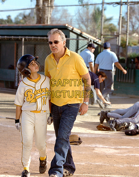 JEFFREY TEDMORI & BILLY BOB THORNTON.in Bad News Bears.*Editorial Use Only*.www.capitalpictures.com.sales@capitalpictures.com.Supplied by Capital Pictures.