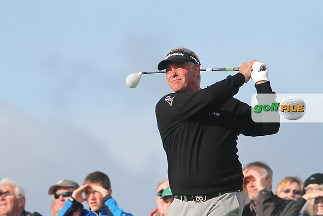 Darren Clarke (NIR) on the 12th on Day 2 of the 2012 Irish Open at Royal Portrush Golf Club, Portrush, Co.Antrim, 29/6/12...(Photo Jenny Matthews/www.golffile.ie)