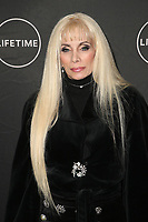 WEST HOLLYWOOD, CA - JANUARY 9: Victoria Gotti at the Lifetime Winter Movies Mixer at Studio 4 in West Hollywood, California on January 9, 2019.  <br /> CAP/MPI/FS<br /> &copy;FS/MPI/Capital Pictures