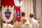 April 7, 2018; Ordination Mass 2018 (Photo by Matt Cashore/University of Notre Dame)