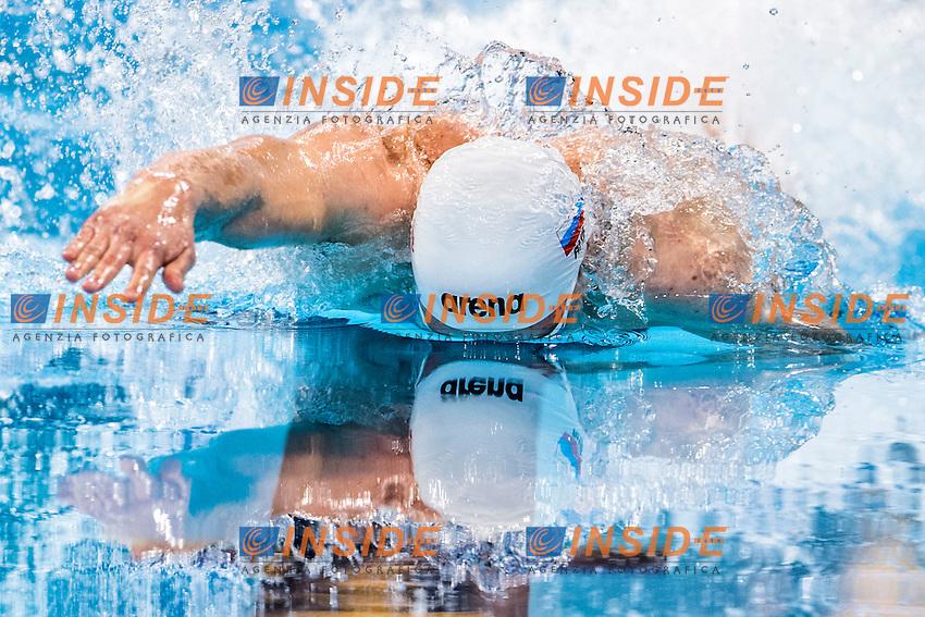 BRIANSKII Aleksei RUS Gold Medal<br /> Mixed 4x50m Freestyle Relay<br /> 13th Fina World Swimming Championships 25m <br /> Windsor  Dec. 7th, 2016 - Day02 Finals<br /> WFCU Centre - Windsor Ontario Canada CAN <br /> 20161207 WFCU Centre - Windsor Ontario Canada CAN <br /> Photo &copy; Giorgio Scala/Deepbluemedia/Insidefoto