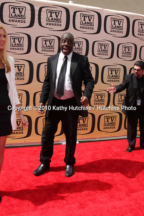 Jimmy Walker.arrives at the 2010 TV Land Awards.Sony Studios.Culver City, CA.April 17, 2010.©2010 Kathy Hutchins / Hutchins Photo...