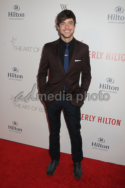 21 August 2015 - Beverly Hills, California - Kevin Manno. The Beverly Hilton 60th Anniversary Party held at The Beverly Hilton Hotel. Photo Credit: Byron Purvis/AdMedia