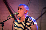 © Joel Goodman - 07973 332324 - all rights reserved . NO ONWARD SALE OR SYNDICATION PERMITTED - ONLY FOR USE IN REPORTING THE LIVE STORY TO WHICH THE PHOTOGRAPH IS RELATED . 23/09/2017 . Brighton , UK . Wolfhounds play at the Green Door . Photo credit : Joel Goodman