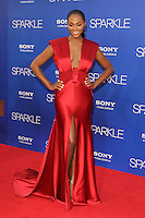 HOLLYWOOD, CA - AUGUST 16: Tika Sumpter at the 'Sparkle' film premiere at Grauman's Chinese Theatre on August 16, 2012 in Hollywood, California. &copy;&nbsp;mpi26/MediaPunch Inc. /NortePhoto.com<br /> <br /> **CREDITO*OBLIGATORIO** *No*Venta*A*Terceros*<br /> *No*Sale*So*third* ***No*Se*Permite*Hacer*Archivo***No*Sale*So*third*