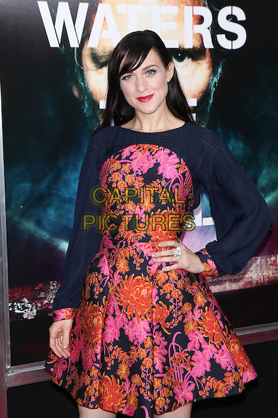 NEW YORK, NY - SEPTEMBER 28: Lena Hall at the premiere of Roger Waters The Wall at The Ziegfeld Theater in New York City on September 28, 2015. <br /> CAP/MPI/COR<br /> &copy;COR/MPI/Capital Pictures