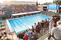Stanford Waterpolo M vs USC, December 2, 2018