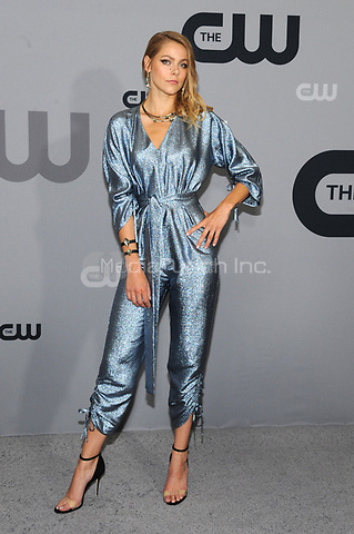 NEW YORK, NY - MAY 17: Lily Cowles at the 2018 CW Network Upfront at The London Hotel on May 17, 2018 in New York City. Credit: John Palmer/MediaPunch