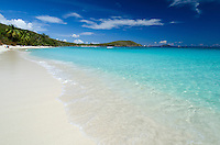 Hawksnest Beach, St John US Virgin Islands National Park