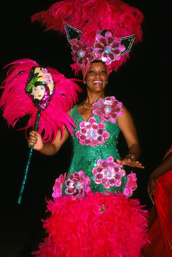 Carnival, Curacao, Netherlands Antilles