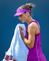 Den Bosch, Netherlands, 11 June, 2018, Tennis, Libema Open, Bibiane Schoofs (NED) <br /> Photo: Henk Koster/tennisimages.com