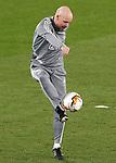AFC Ajax's coach Erik ten Hag during training session. February 19,2020.(ALTERPHOTOS/Acero)