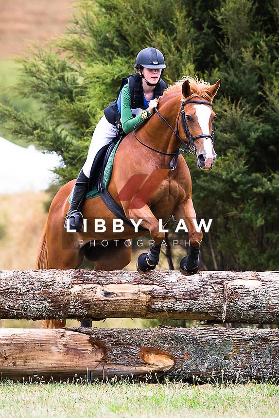 NZL-Niamh Walsh (MURPHY MCGEE) 2A NZPC 95: 2015 NZL-Hunua Pony Club ODE (Sunday 1 February) CREDIT: Libby Law COPYRIGHT: LIBBY LAW PHOTOGRAPHY