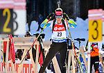 FIS World Cup Biathlon 2014